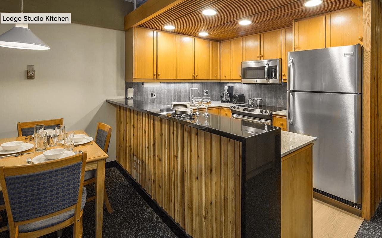 Kitchen Lodge at Snowbird