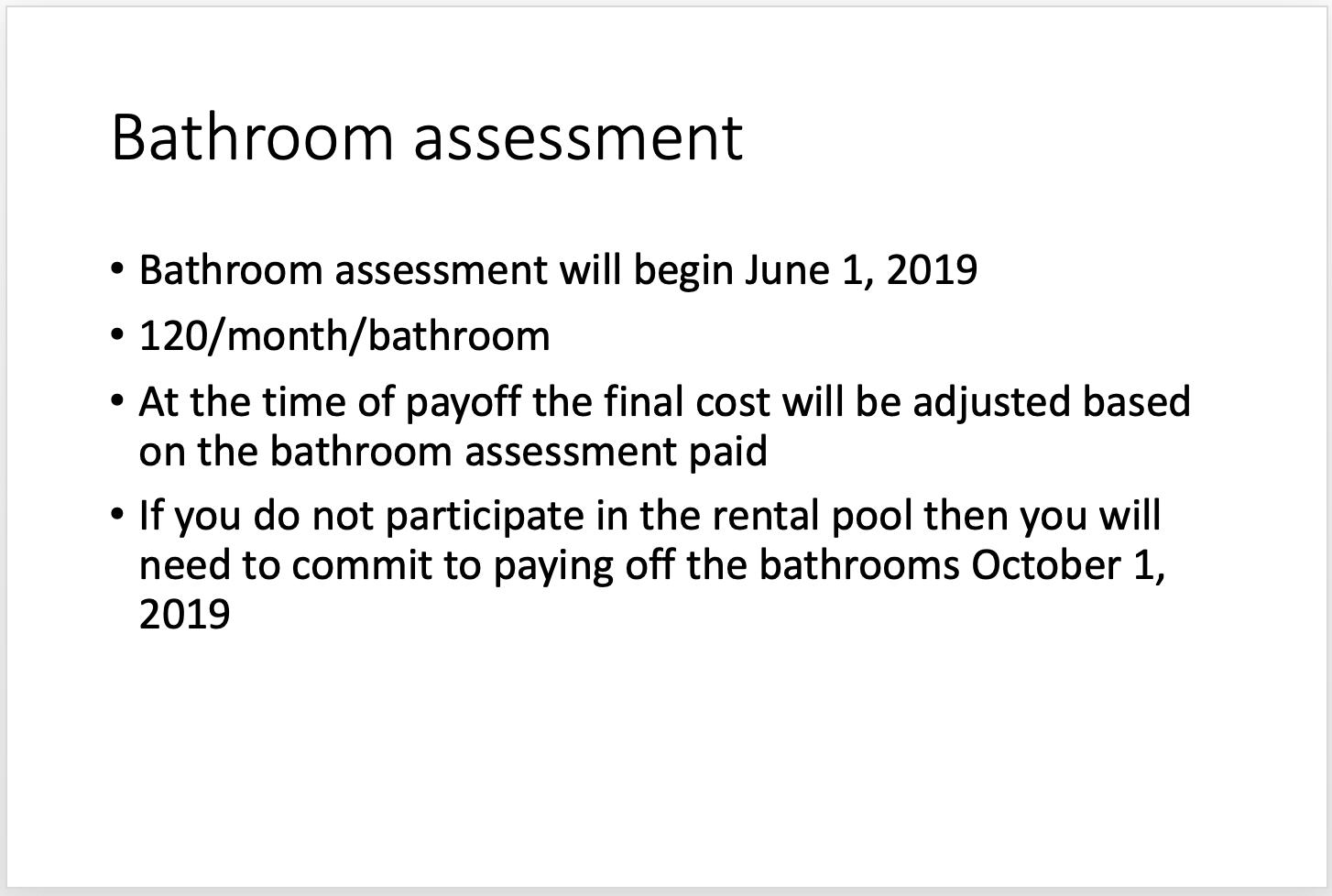 Bathroom Assessment 16