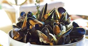 Mussels The Lodge Bistro